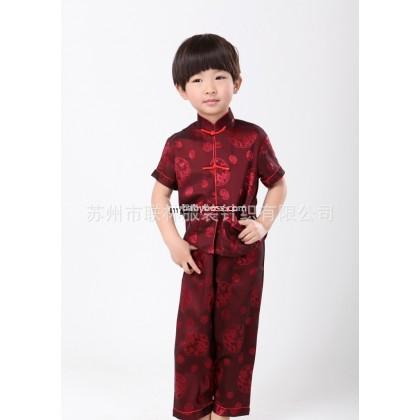 Toddler Boy CheongSam