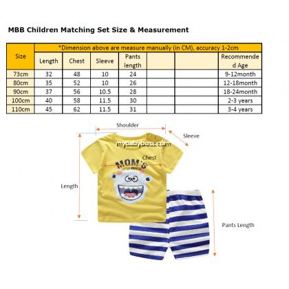 FM00262 Little Footballer Matching Set (Blue Stripes)