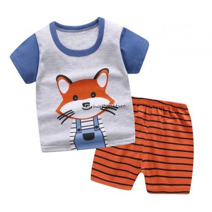 FM291 Little Fox Matching Set